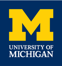 University of Michigan / Weiser Center for Emerging Democracies Logo