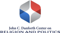 John C. Danforth Center on Religion and Politics at Washington University in St. Louis Logo