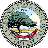 California State University, East Bay Logo