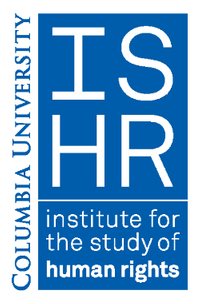 Institute for the Study of Human Rights, Columbia University Logo