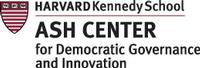 Ash Center for Democratic Governance and Innovation Logo