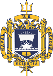 United States Naval Academy History Department Logo